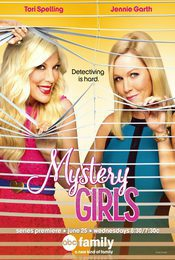 Cartel de Mystery Girls