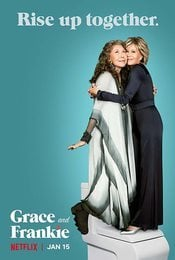 Cartel de Grace and Frankie