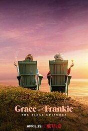 Cartel de Grace and Frankie
