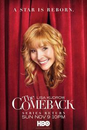 Cartel de The Comeback