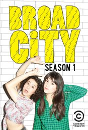Cartel de Broad City