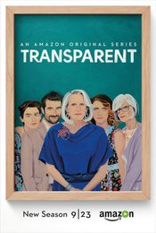 Cartel de Transparent