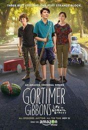 Cartel de Gortimer Gibbon's Life on Normal Street