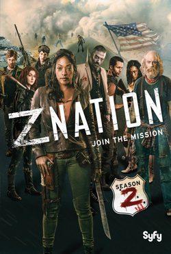'Z Nation': Temporada 2