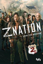 Cartel de Z Nation