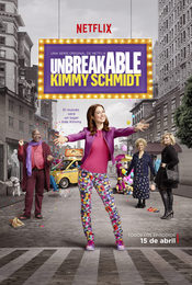 Cartel de Unbreakable Kimmy Schmidt