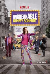 Cartel de Unbreakable Kimmy Schmidt
