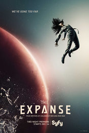 Cartel de The Expanse