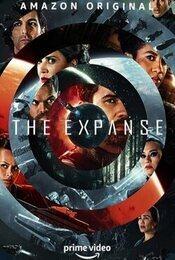 Cartel de The Expanse