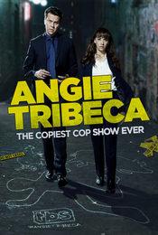 Cartel de Angie Tribeca