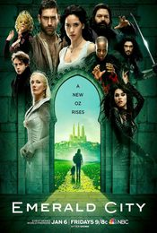 Cartel de Emerald City