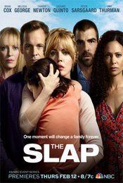 Cartel de The Slap