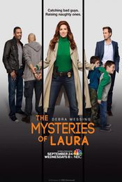 Cartel de The Mysteries of Laura