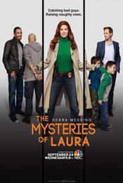 Cartel de The Mysteries of Laura