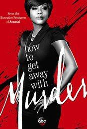 Cartel de How to Get Away With Murder