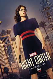 Cartel de Agent Carter