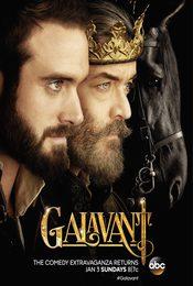 Cartel de Galavant