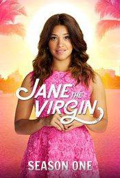 Cartel de Jane the Virgin