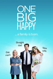Cartel de One Big Happy