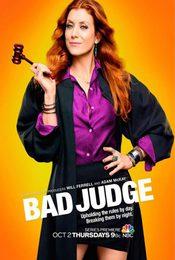 Cartel de Bad Judge