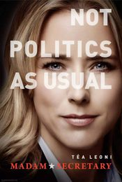 Cartel de Madam Secretary