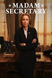 Cartel de Madam Secretary