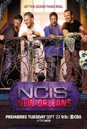 Cartel de NCIS: New Orleans