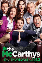 Cartel de The McCarthys