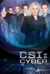 Cartel de CSI: Cyber