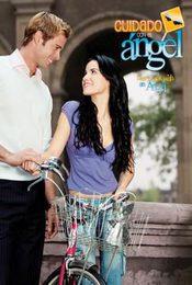 Cartel de Cuidado con el ángel