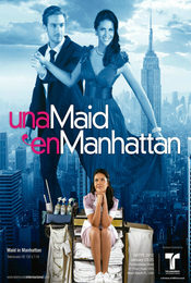 Cartel de Una maid en Manhattan