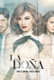 Cartel de La Doña