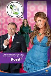 Cartel de Por ella soy Eva