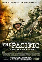 Cartel de The Pacific