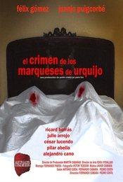 Cartel de El crimen de Los Marqueses de Urquijo