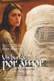 Cartel de Un burka por amor