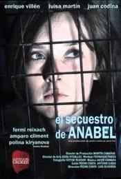 Cartel de El secuestro de Anabel