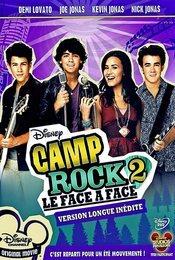 Cartel de Camp Rock 2