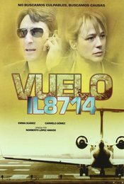 Cartel de Vuelo IL 8714