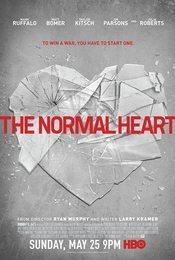 Cartel de The Normal Heart