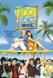 Cartel de Teen Beach Movie