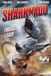Cartel de Sharknado