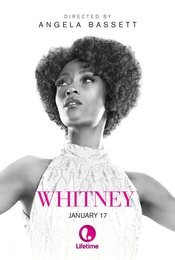 Cartel de I Will Always Love You: The Whitney Houston Story