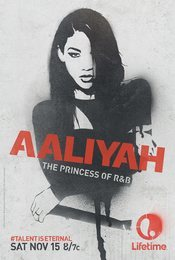 Cartel de Aaliyah: Princess of R&B