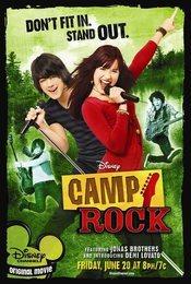 Cartel de Camp Rock