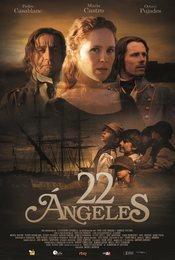 Cartel de 22 ángeles