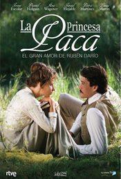 Cartel de La princesa Paca