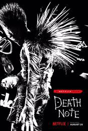 Cartel de Death Note