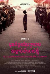 Cartel de Se lo llevaron: recuerdos de una niña de Camboya