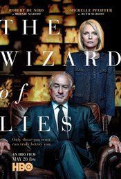 Cartel de The Wizard of Lies